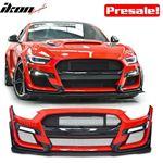15-17,Ikon,MotorSports,Front,Bumper,FORD,MUSTANG,GT500