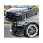 2007-2010, BMW, E92/E93, 3, SERIES, 2, DOOR, HM, STYLE, FRONT, BUMPER, LIP, FOR, REPLICA, M3, BUMPER