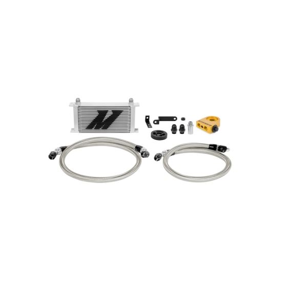 Mishimoto 08-14 Subaru WRX Thermostatic Oil Cooler Kit