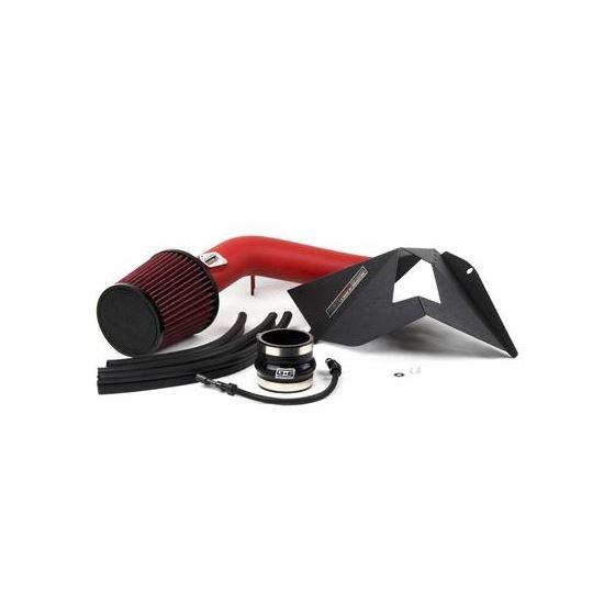 GrimmSpeed Stealthbox Air Intake - Red