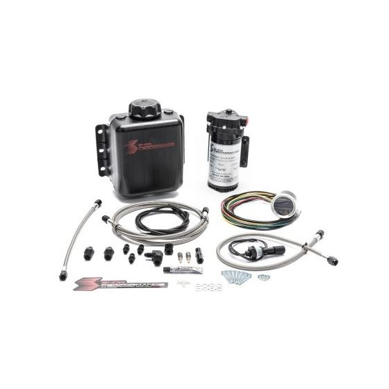 SNOW,STAGE,2,BOOST,COOLER,FORCED,INDUCTION,PROGRESSIVE,WATER,METHANOL,INJECTION