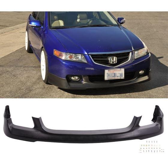2004-2005 Acura TSX OEM Aspec Style Front Bumper Lip