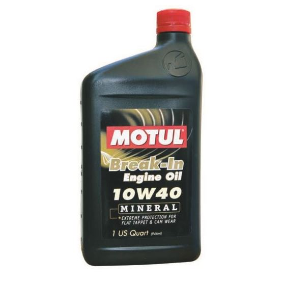 Motul, Break-In, Oil, 10W40,Oil.engine,race,racing,lub,0w20,5w30.5w20,0w40,5w50,0w50,royal purple,EN
