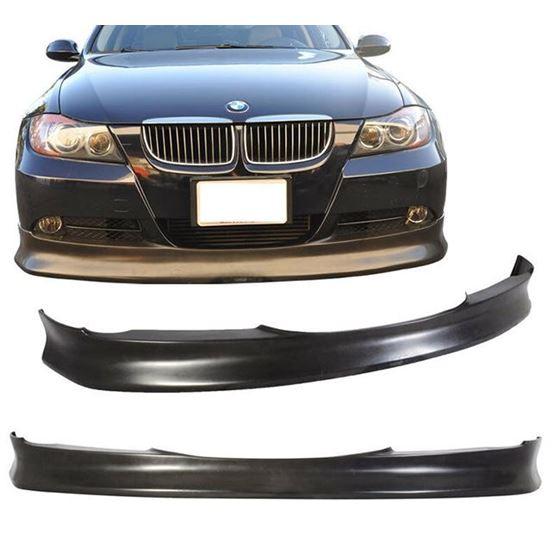 2006-2008, BMW, E90, 3, SERIES, PRE-LCI, SEDAN, C ,STYLE, FRONT, BUMPER, LIP